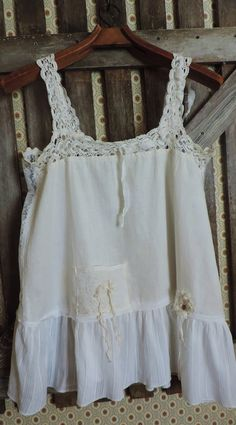 Gypsy Magnolia Camisole  http://www.victoriantailor.com/#!clothing/c1hpk