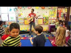 Nick the Music Man - Kids Music Class Pt. 1 - YouTube