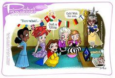Pocket Princesses 203 EUROVISION!!