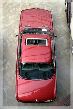 1971 BMW E9 3.0 CSi