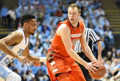 1/26/15.  Dean Smith Center, Chapel Hill, NC.  The Tar Heels And The Orange Traded Leads Throughout Most Of The Game.  UNC Gained A Six Point Lead Late In The Second Half.  They Increased That Lead To Ten Points, Going On To Win 93 - 83.  Syracuse Is Now 5 & 3 In The ACC