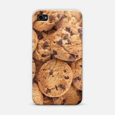 Skylars #cookie case | #Love! Personalize your #iPhone and #Samsung Galaxy device case using Instagram, Facebook and personal photos on #Casetagram . #dot #love #food. Pinterest: ♚ @RoyaltyCalme †
