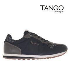 Sneaker PEPE Jeans Κωδικός Προϊόντος: PLS30372 Χρώμα Ταμπά, Χρυσό Εξωτερική Επένδυση Δέρμα με Ύφασμα Εσωτερική Φόδρα Δέρμα με Υφασμα Πατάκι Υφασμάτινο  Μάθετε την τιμή & τα διαθέσιμα νούμερα πατώντας εδώ -> http://www.tangoboutique.gr/.../sneaker-pepe-jeans-74867847  Δωρεάν αποστολή - αλλαγή & Αντικαταβολή!! Τηλ. παραγγελίες 2161005000