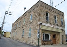""""""" City Hall """" in Wilmington Illinois  http://route66jp.info Route 66 blog ; http://2441.blog54.fc2.com https://www.facebook.com/groups/529713950495809/"""