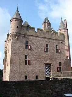 Kasteel Doornenburg - Wikipedia