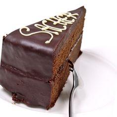 receta auténtica de la tarta Sacher o Sachertorte | Hosteleriasalamanca.es