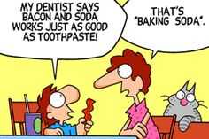 A little #dental humor in honor of Hump Day!! The weeks almost over! Smile!