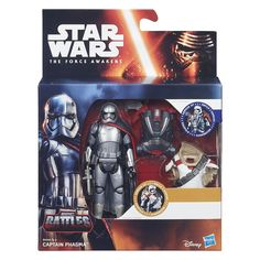 "Star Wars - Episode 7, Mission Pack 3.75 Captain Phasma - Hasbro - Toys""R""Us"