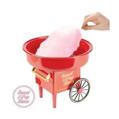 máquina de algodón de azúcar Sweet & Pop | maquinas de algodón de azúcar Realiza una fiesta para tus hijos o mayores de lo más original donde se junta nostalgia y diversión