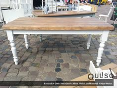Pamplona, Designer, Dining Table, Rustic, Furniture, Home Decor, Old Wood, Cottage Chic, Nature