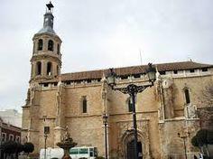 Resultado de imagen de iglesia de la asuncion de manzanares