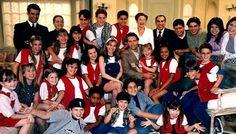 Chiquititas #novela #infância #Novelainfantil #anos90