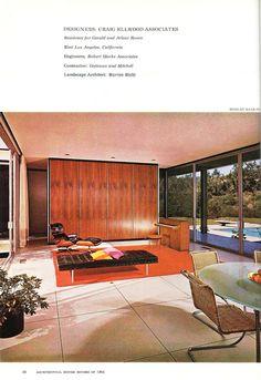 La Forma Moderna en Latinoamérica: Casa Rosen, Los Ángeles, USA.