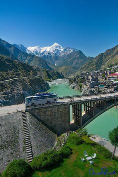 Dassu - Karakoram Highway, Pakistan.