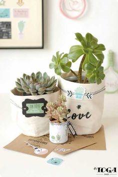 DIY - Comment faire DIY Déco : Mes Cache-pots Enjoy The Little Things ? Conseil