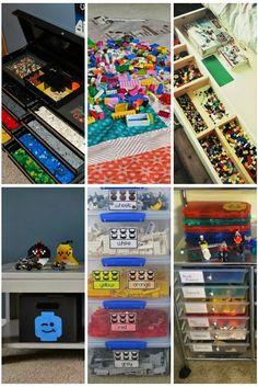 get organized the best lego storage ideas httphellowebz