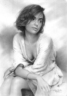 Beautiful pencil drawing works by Hari Willy. Pictures To Paint, Art Pictures, Art Pics, Beautiful Pencil Drawings, Portrait Sketches, Pencil Art, Monochrome, Art Drawings, Art Gallery