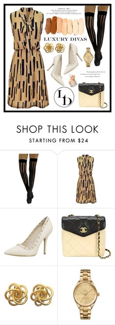 """Luxury Divas"" by amra-sarajlic ❤ liked on Polyvore featuring Chanel, Balenciaga, Lacoste and LUXURYDIVAS"