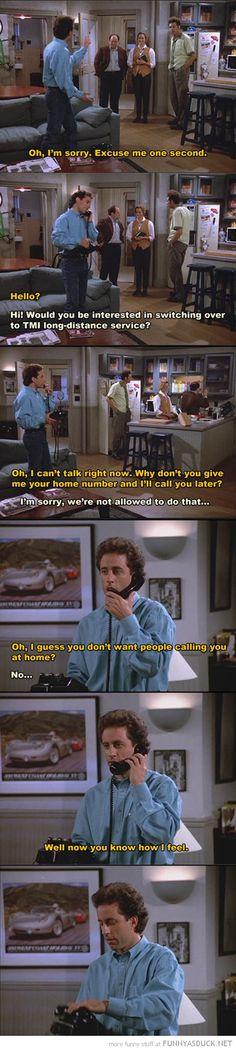 Phoning At Home