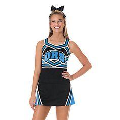Cheerleader Bow to Toe® Uniform Package
