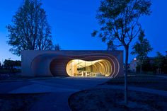 You can find one of architecture's most elemental features in its very…
