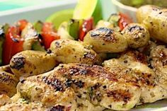 Grilled Chicken, Pep