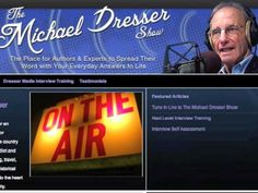 Michael Dresser Radio Interview with author Stuart Young