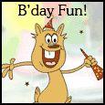 Home : Birthday : Fun - A Fun Interactive Birthday Wish!