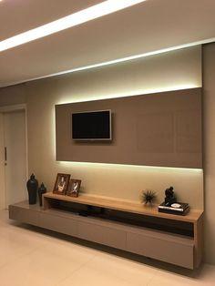 "Video Search Result for ""tv sala breadel"" Tv Stand Modern Design, Tv Stand Designs, Modern Tv Stands, Wall Unit Designs, Tv Wall Design, Interior Design Living Room, Living Room Designs, Living Room Decor, Painel Tv Sala Grande"