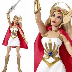 And now She-Ra has been announced for @sandiegocomicconinternational by @mattel ! I REALLY need to find someone going to SDCC to help me out! I am in love! There have also been hints at an Adora and Bubble Power version!  #shera #princessofpower #mattel #barbie #sdcc #sandiego #comiccon #comics #cartoon #pop #princess #heman #filmation #doll #barbiedoll #toys #toyphotography #girlpower #want #need #help #gay #feedmyaddiction #addicted #power #female #woman #feminism #tvshow…