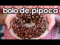 Manual do Mundo - Home Doughnut, Tasty, Breakfast, Desserts, Manual, Food, Blessed, Parties, Cakes