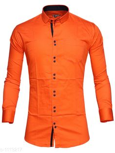 Checkout this latest Shirts Product Name: *Trendy Men's Cotton Shirt* Fabric: Cotton Sleeve Length: Long Sleeves Pattern: Solid Multipack: 1 Sizes: S, M, L, XL, XXL Country of Origin: India Easy Returns Available In Case Of Any Issue   Catalog Rating: ★4 (483)  Catalog Name: Elegant Mens Cotton Shirts Vol 10 CatalogID_137238 C70-SC1206 Code: 084-1113217-2121