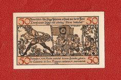 Germany Notgeld Hameln 50 pfennig 1918 #15