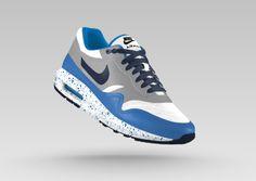 online retailer 5dd07 23412 Nike Air Max Lunar1 Hyperfuse iD - custom design Exclusive Shoes, Podiatry, Nike  Air