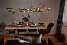 Éclairage de table pop up pour les fêtes - myHome | Blog der Micasa
