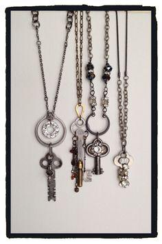 Keys, Personalized Items, Jewelry, Jewlery, Jewerly, Key, Schmuck, Jewels, Jewelery