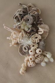 Gomitoli Magici: Cos'è il freeform crochet