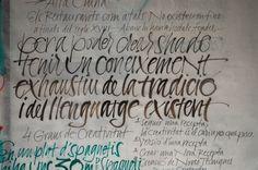 Esbossos · Sketches : Oriol Miró