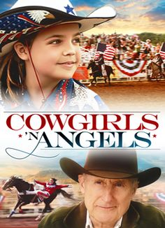 """""""The only difference between cowgirls and angels is that cowgirls know how to ride""""    Cowgirls 'N Angels is a definite family friendly story. It is one that you'll like to keep in your family library. A rare find that will please everyone in the family."""
