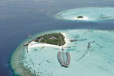 Welcome to Maafushivaru Maldives Resort http://maldivesholidayoffers.com/resorts/81