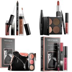 make up for ever fifty shades of grey makeup collection #fiftyshadesofgrey #fsog