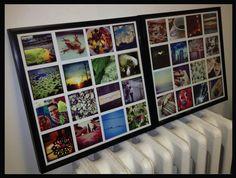 Framed Instagrams - Photo by Jess Bouchard