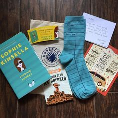 Monthly Surprise Book Mail For Young Adult Book Lovers via UPPERCASE