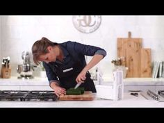 How to Make Curly Fries, Apple Chips & Zucchini Pasta with the Spiralizer | Williams-Sonoma - YouTube