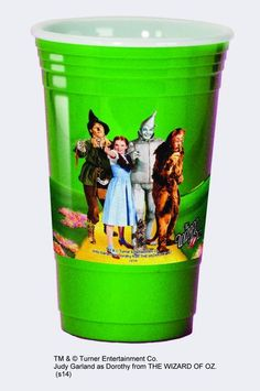 Wizard of Oz Party Cup