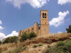 El Cerco de Artajona en Artajona, Navarra