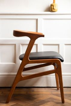 Leather, Fabric and Wooden Dining Chairs | Rockett St George Wooden Dining Chairs, Dining Room Furniture, Table And Chairs, Rockett St George, Wishbone Chair, Leather Fabric, Console Table, Kitchen Dining, Home Decor