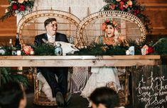 Large wicker chairs for the sweetheart table Bohemian Wedding Inspiration, Boho Wedding, Wedding Blog, Wedding Flowers, Dream Wedding, Wedding Shit, Engagement Inspiration, Boho Bride, Wedding Dreams