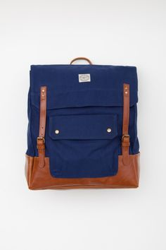OBEY CLOTHING - OBEY DETOUR MAP BACKPACK
