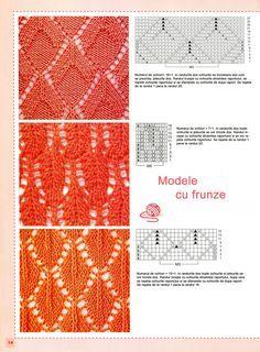 78 Modele de tricotat pagina 13